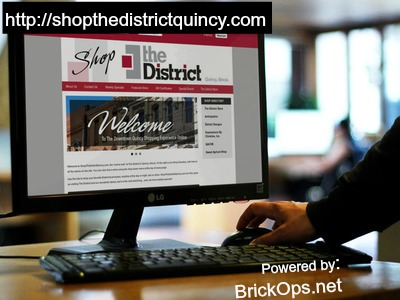 Shop the District – Quincy eCommerce Site